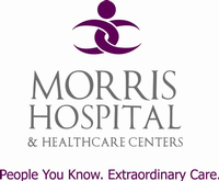 Morris Hospital & Healthcare Center Logo
